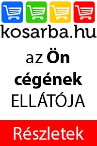 kosarba.hu, a cégellátó
