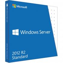 Microsoft Windows Server Standard 2012 64bit EN OEM