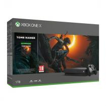 Microsoft Xbox One X 1TB + Shadow of Tomb Raider