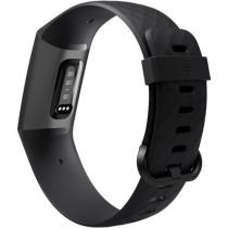 Fitbit Charge 3 Fitness Wristband Black/Graphite Aluminum