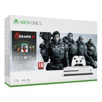 Microsoft Xbox One S 1TB + Gears of War 5