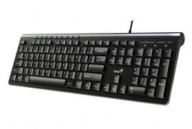 Genius SlimStar 230 keyboard Black HU